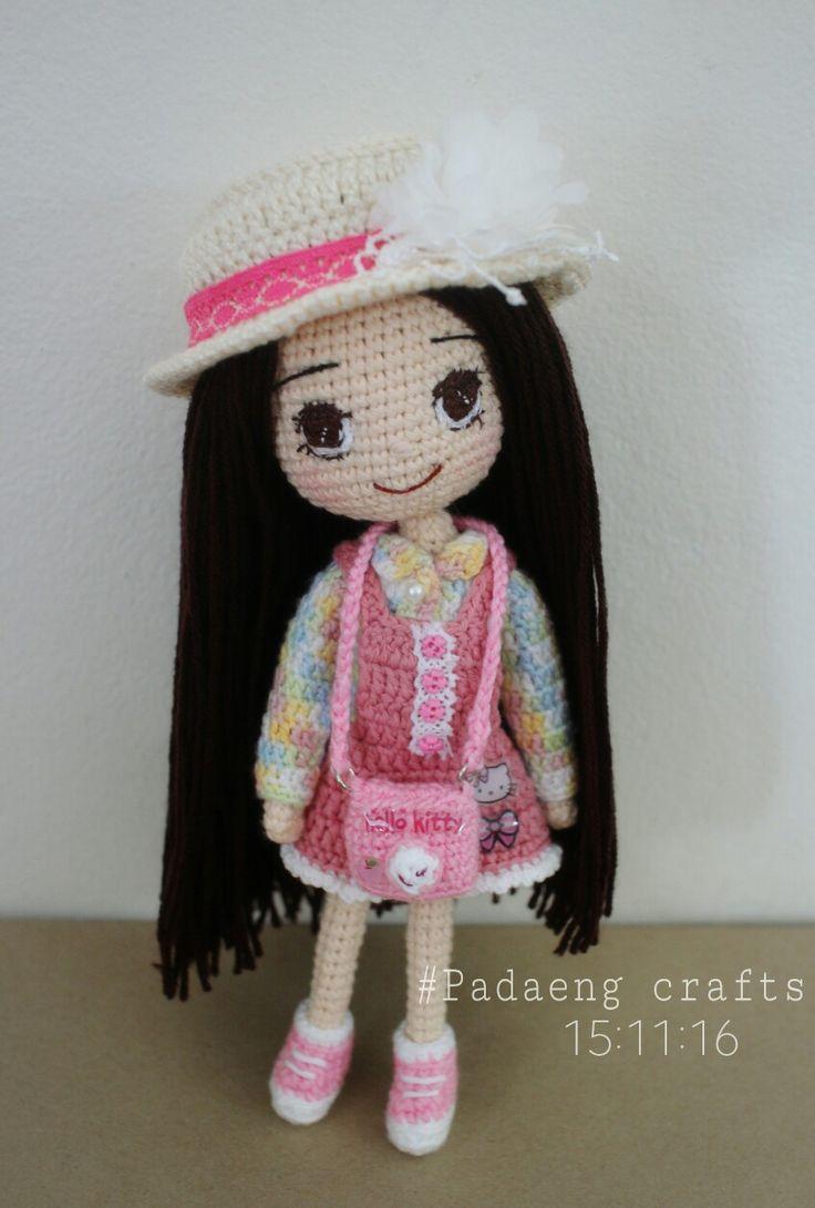 kawaii lovelydoll crochetdoll ♡