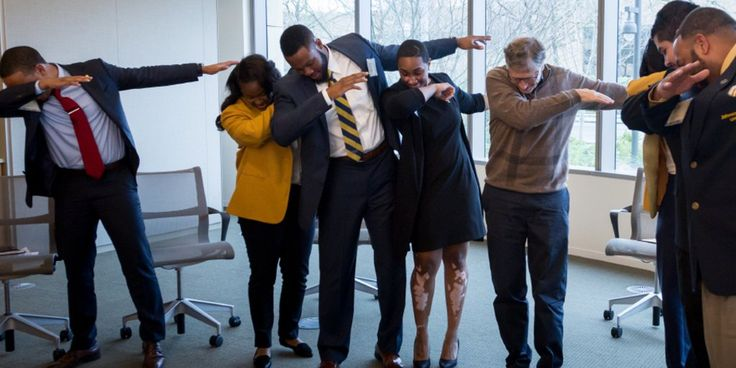 """Bill Gates finally hit the dab, and it's just as bad as we feared -      The  dab  is a dance that went from """"underground"""" to """"extremely mainstream"""" in  the blink of an eye  . Unlike the dougie, the chicken head, and t..."""