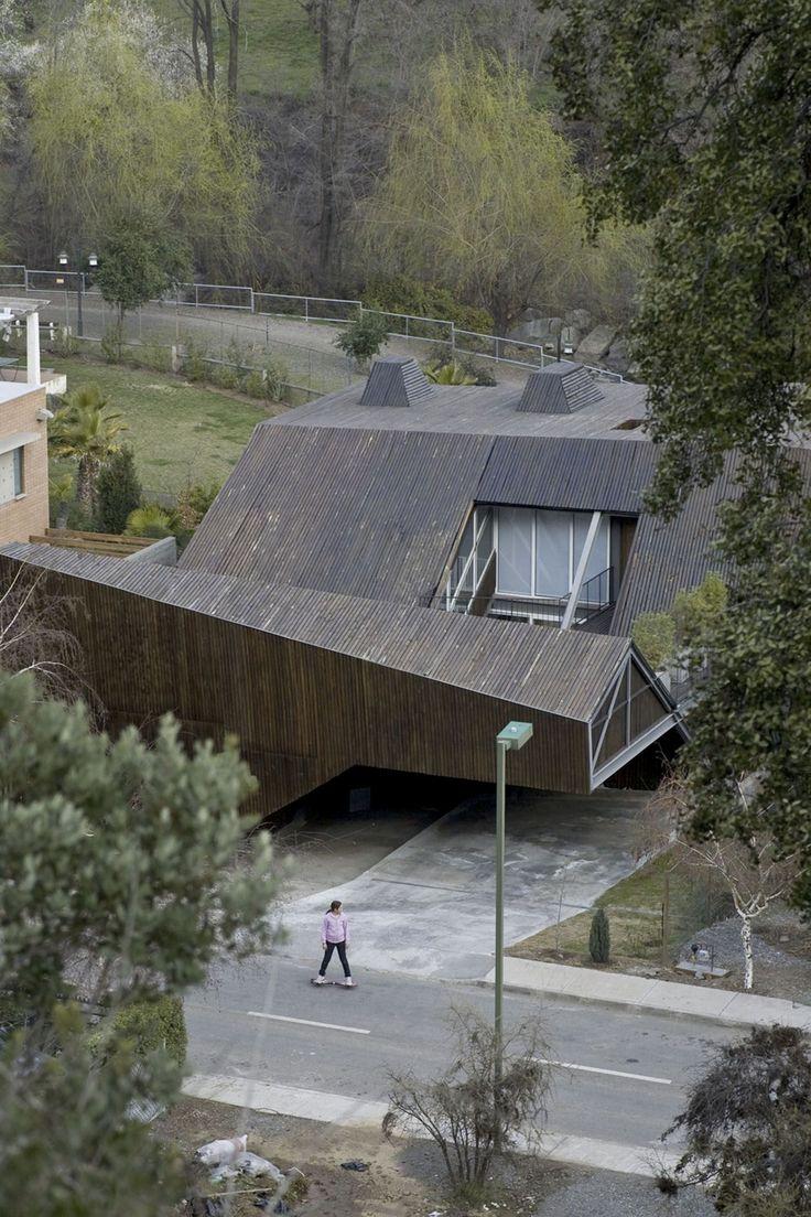 Stunning Wood Clad Homes - Inspiration - modlar.com