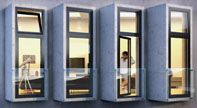 S95 belongs to the new generation of ALUMIL high-end products that meets the needs of energy efficient passive buildings and it combines aesthetics thanks to its minimal design with excellent thermal insulation. Alumil confirms once again that is among the most developed companies in the design and production process of advanced architectural systems, creating the premier opening system frames Supreme S95. For further information…