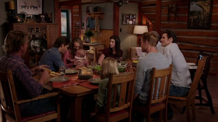 Amy Georgie Jack Katie (Julia Baker) Lyndy Mitch Cutty (Kevin McGarry) Peter Tim Ty.
