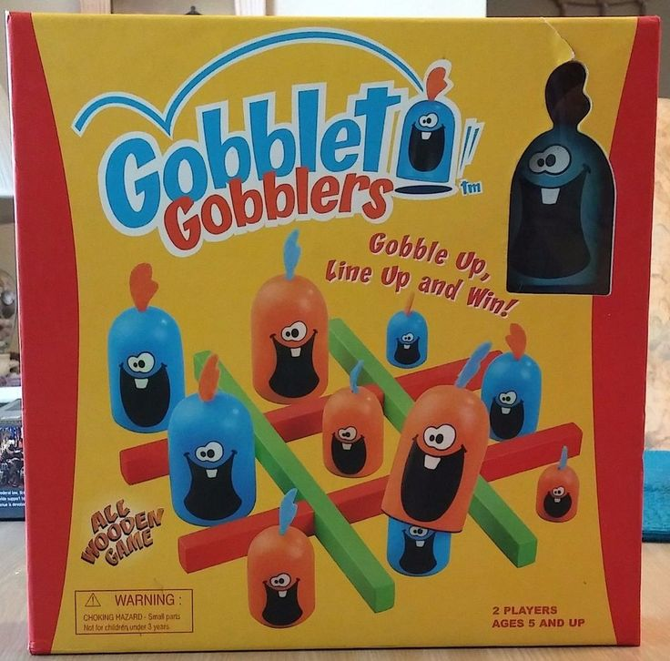 Gobblet Gobblers TIC TAC TOE board Game