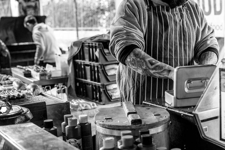 Borough Market #london #market #boroughmarket #tattoo #dinedashcom