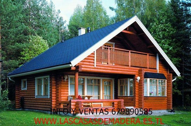 325 best images about casas de madera on pinterest for Casas de madera murcia