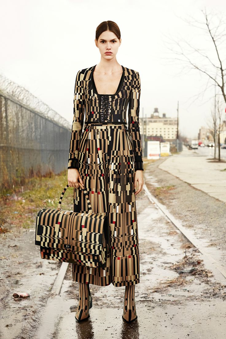Givenchy Pre-Fall 2015 - Collection - Gallery - Style.com : head to toe print
