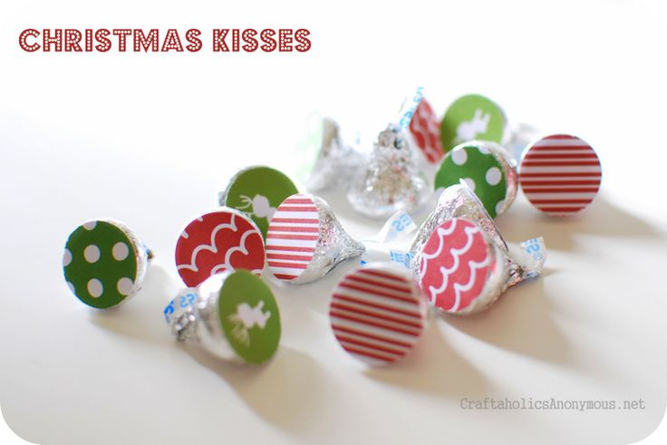 hershey kisses craft