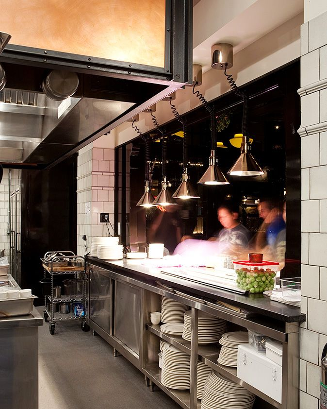 20091210_ny_breslin_046. Restaurant Kitchen DesignRestaurant PlanRestaurant  InteriorsKitchen ...