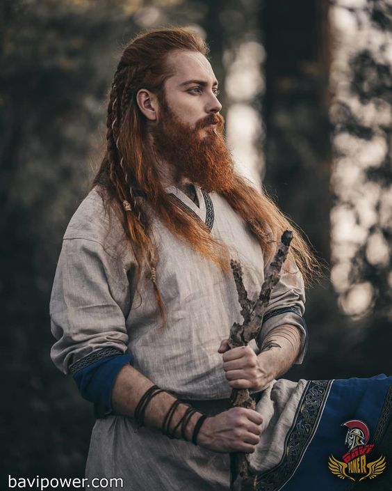 Viking Beard Tips and Styles (Part 1 of 2) in 2020