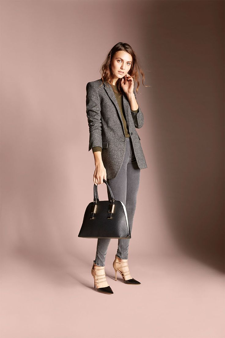 """All business"" by Aldo Shoes Inspiration AW2015 Campaign"