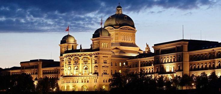 Das Bundeshaus Bern - Bern Tourismus
