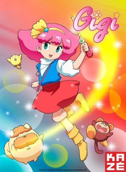 Gigi (quand tu viens,  c'est la magie...)