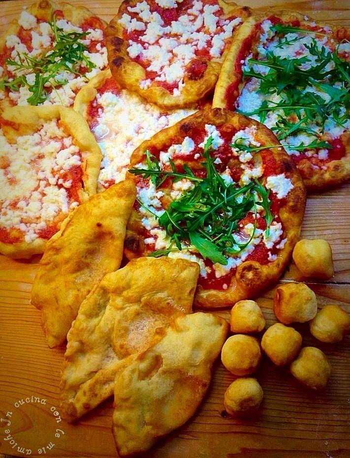 Pizze fritte