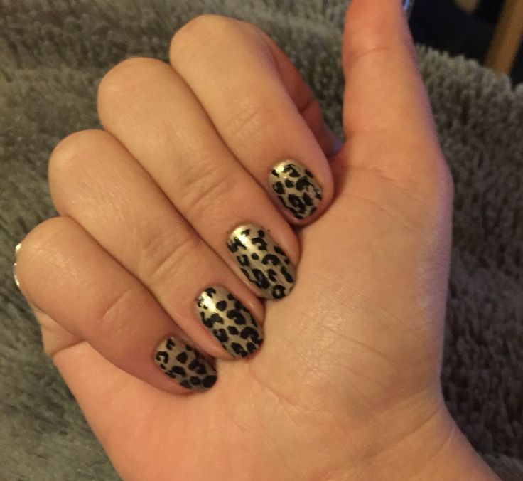 Leopard negler! :)