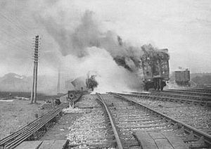Quintinshill rail disaster - Wikipedia, the free encyclopedia