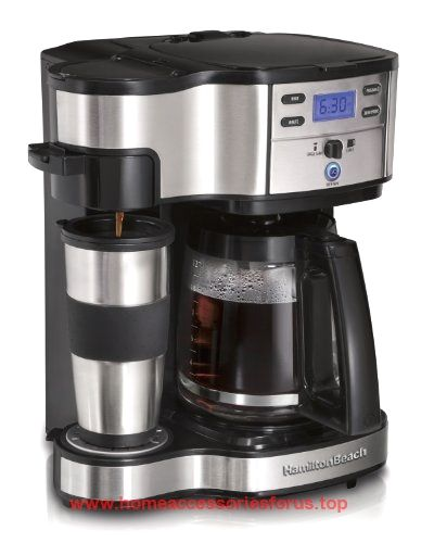 Hamilton Beach 49980A Single Serve Coffee Brewer and Full Pot Coffee Maker, 2-Way  BUY NOW     $53.30    For all the coffee drinkers and aficionados who despise the long cafe lines, dread the overwhelming coffee options or need a f ..  http://www.homeaccessoriesforus.top/2017/03/08/hamilton-beach-49980a-single-serve-coffee-brewer-and-full-pot-coffee-maker-2-way-2/