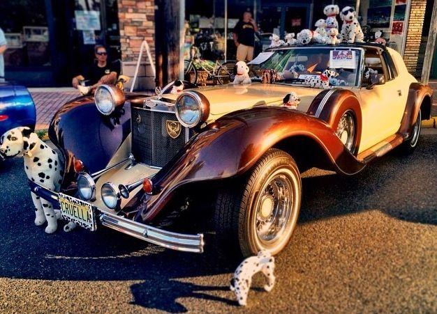 29 best Cruella De Vil's Car images on Pinterest | 101 ... Cruella Deville Car Disney