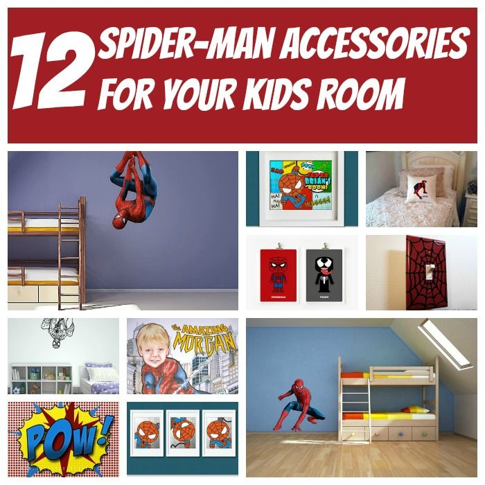26 Best Images About Spiderman Room On Pinterest Paper