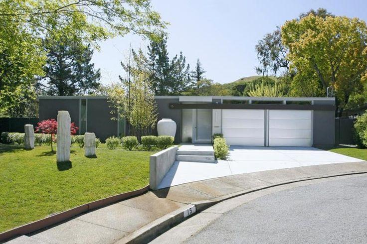 Eichler Home Renovation In San Rafael Architecture