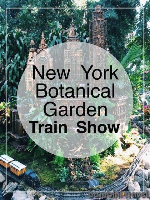 482 best fun train stuff images on pinterest wooden - New york botanical garden tickets ...