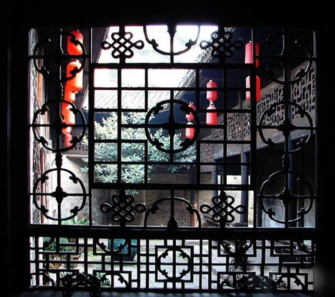 China ancient windows
