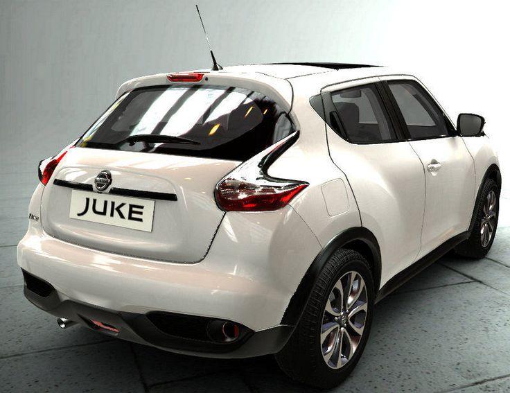 Nissan Juke Rear Tailgate Boot Handle Trim Tokyo Black New Genuine KE7911KA50BK