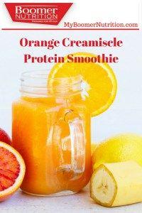 Orange Creamiscle Protein Smoothie_PIN