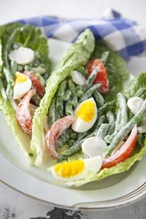 Fresh Green Bean & Tomato Salad