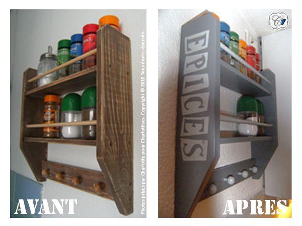 d rouleur essuie tout charlottises bois palette wood pinterest cuisine. Black Bedroom Furniture Sets. Home Design Ideas