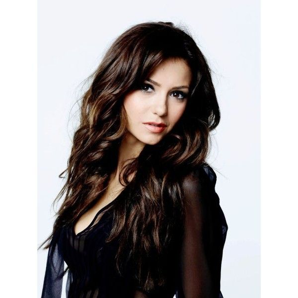 Nina Dobrev Daily Liked On Polyvore Featuring Nina Dobrev People And Nina Fashionish