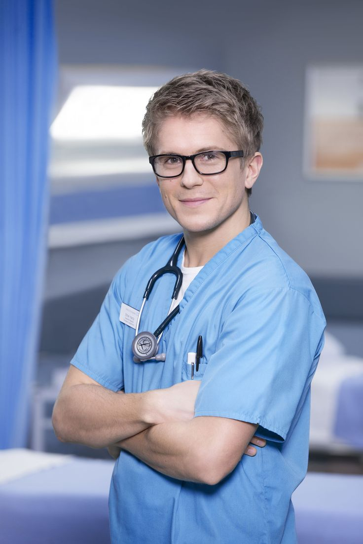 Casualty: George Rainsford on life as new medic Ethan Hardy and taking lunch…