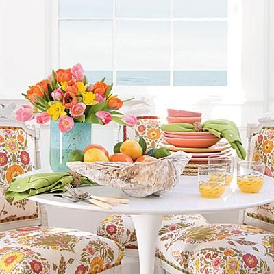 Decorating With Beach Finds