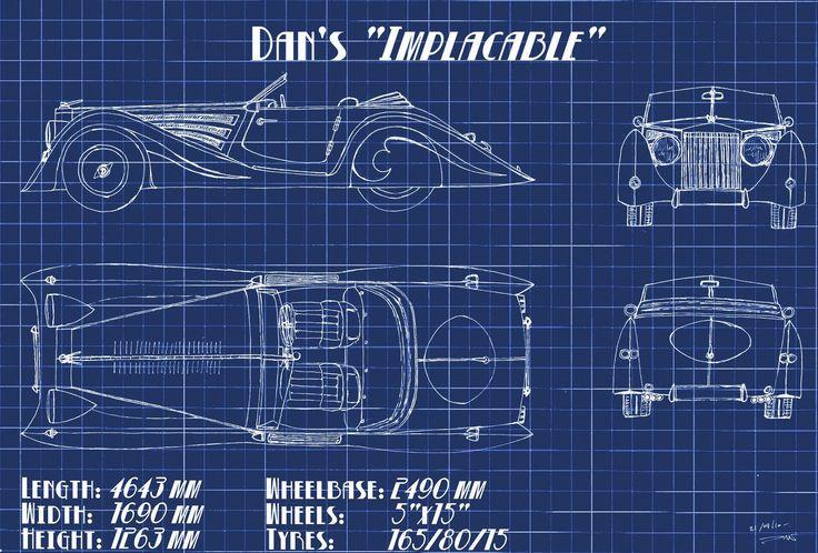 10 best blueprint ideas images on pinterest glasses cool things 10211 implacable blueprints by twistedmethoddaniantart on deviantart malvernweather Images
