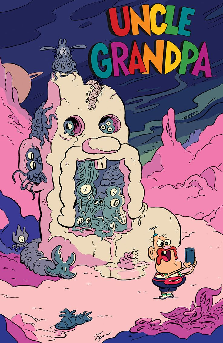 Boom's 15 Announcements Before SDCC: KaBoom Picks Up Uncle Grandpa… He's Your Uncle and Your Grandpa