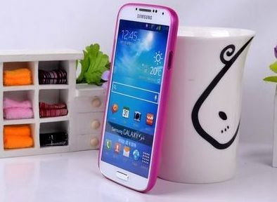 Wholesale Cell Phones Accessories in Toronto Canada SAMSUNG GALAXY S4/ I9500 ULTRA SLIM MATTE CASE - PINK  $9.99