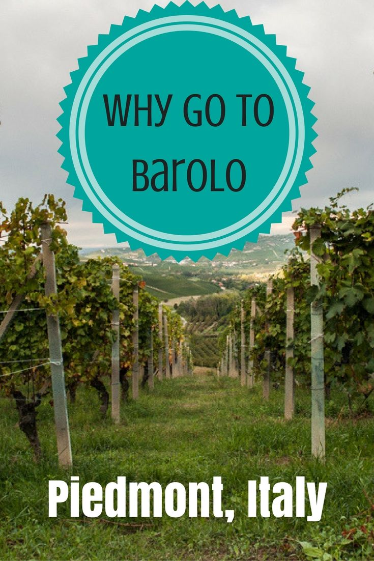 Why go to Barolo - Piedmont, Italy | Adventures of a Carry-on http://www.adventuresofacarryon.com/2015/12/10/go-barolo-piedmont-italy/