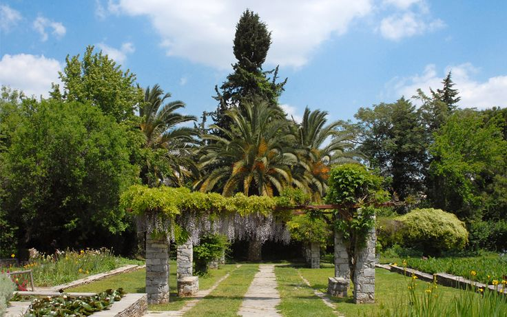 Botanical Garden: Athens' Overlooked Treasure - Greece Is