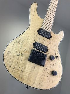 Mayones Guitars Basses shared Mick Gordon's post. 13 hrs · Regius 4Ever TT 7 Custom Shop, Spalted Maple top, True Temperament frets, Bare Knuckle Pickups Black Hawk humbuckers, Evertune bridge, Hipshot Products Inc Grip-Lock tuners