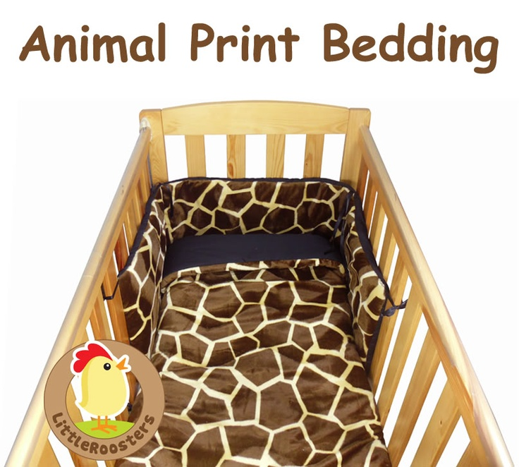 FAUX FUR ANIMAL PRINT BABY COT/ COT BED QUILT AND BUMPER BEDDING SET MADE IN UK | eBay