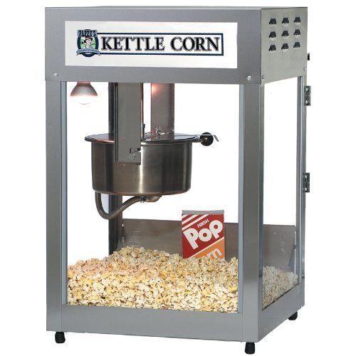 Gold Medal Pop Maxx 2552 12/14 oz. Popcorn Popper Machine