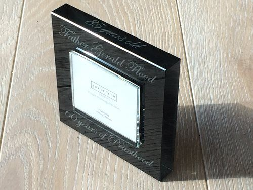Feeling #inspired! We recently took a suggestion from one of our creative customers who asked us to make us a personalised frame for them. Take a look at our blog to see behind the scenes. #personalise #spaceform #gifts #London