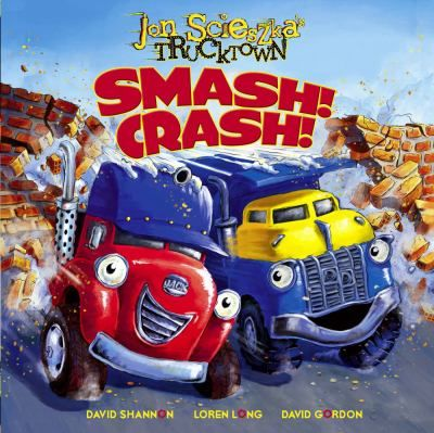 47 best books about cars and trucks images on pinterest picture cover image for smash crash written by jon scieszka illustrations created fandeluxe Gallery