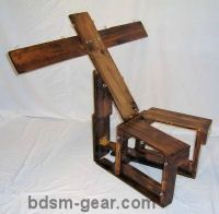 Cheap Booze folding bondage chair