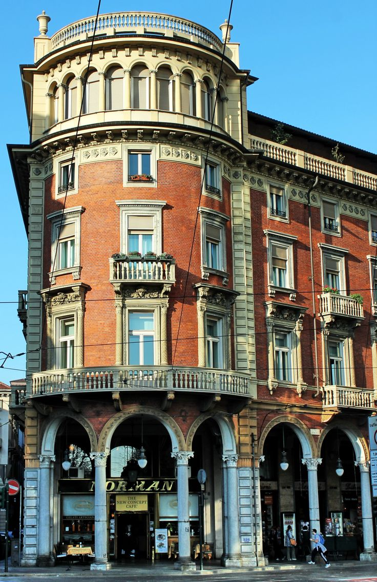 TORINO (Piemonte) - Via Pietro Micca - by Guido Tosatto