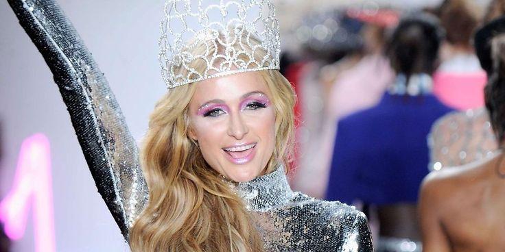 Paris Hilton med comeback på New York Fashion Week
