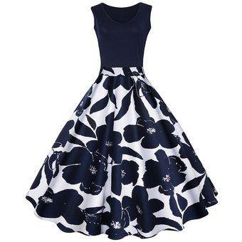 Compra Vestido Casual Globalomerce Azul Oscuro online ✓ Encuentra los mejores productos Vestidos casual Globalomerce en Linio México ✓