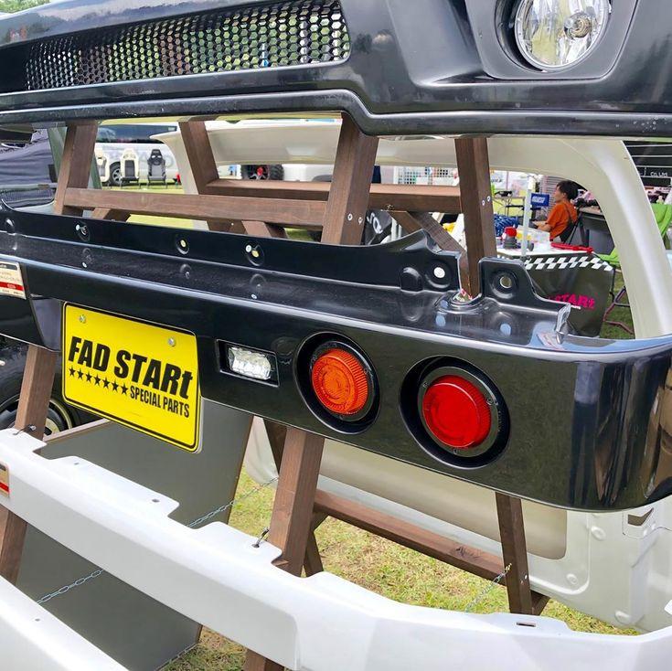 ファッドスターさんはinstagramを利用しています Jb64 丸テールのリヤバンパーが良く似合う Suzuki Jimny Jb23 Jb43 Jmnysierra Suzukijimny Suzukisamurai Jb64 Jb74 4x4 Offroa ジムニー 屋外 スター