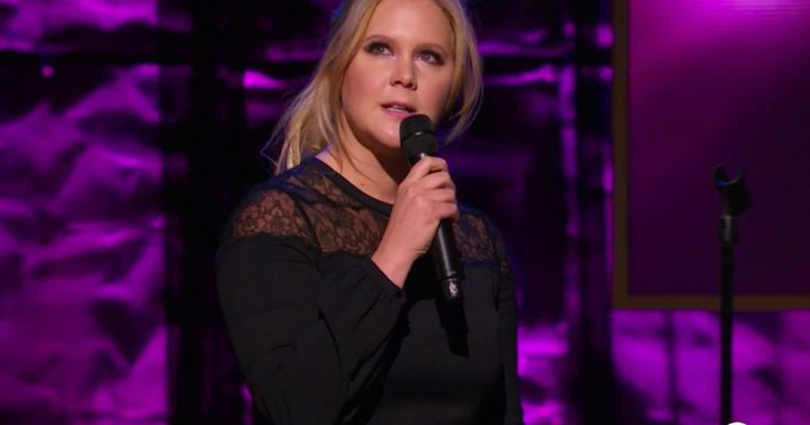 """In L.A., my arms register as legs.""  Amy Schumer = crush city"