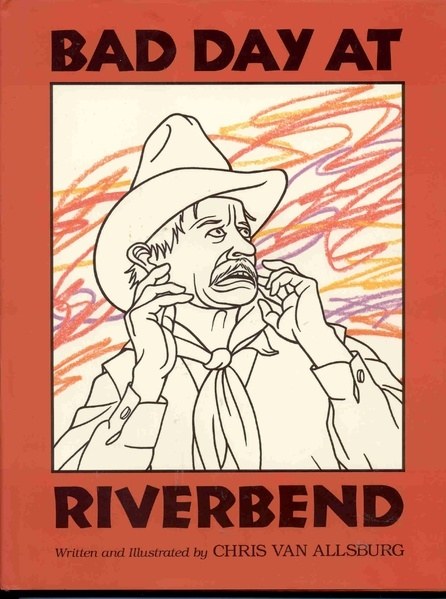 chris van allsburg coloring pages - photo#13