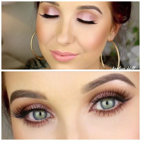 Jaclyn Hill summer makeup look