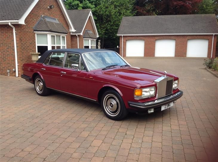 Used 1980 Rolls Royce Silver Spirit for sale in Lincolnshire from Private seller.
